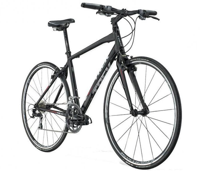 trek велосипед