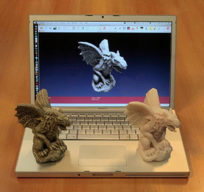 программа для 3d принтера