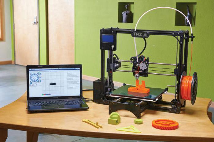 технологии 3d принтеров