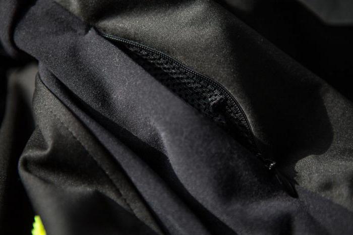 одежда из мембранной ткани