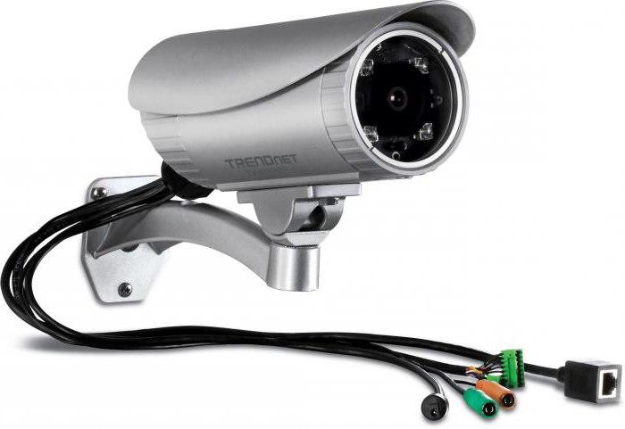 виды и устройства камер видеонаблюдения