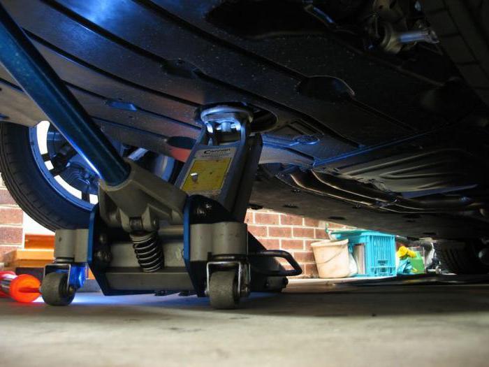 гидравлические домкраты для легковых автомобилей цена
