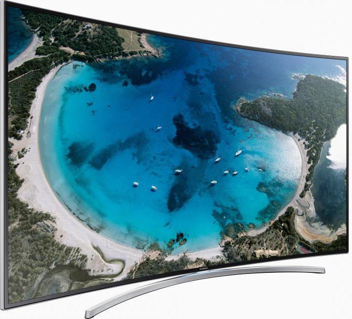 телевизоры с изогнутыми экранами нужны ли они