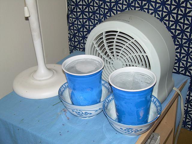 испарительный охладитель