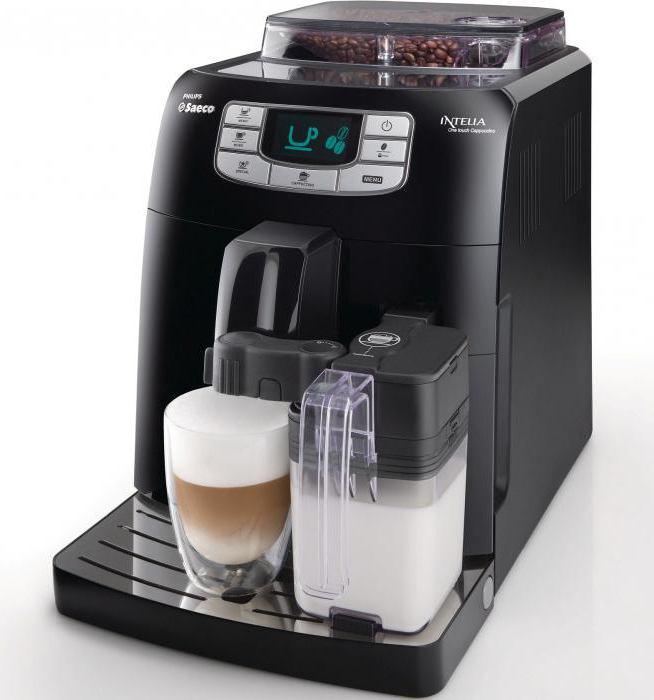 кофемашина автоматическая для дома