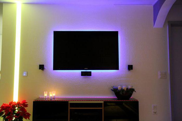 led подсветка экрана