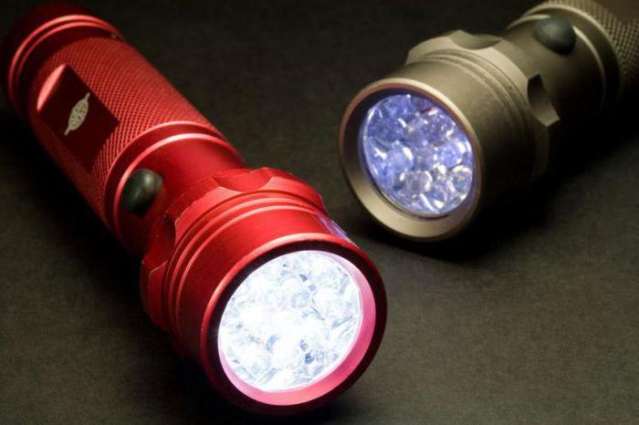 фонарь ручной аккумуляторный