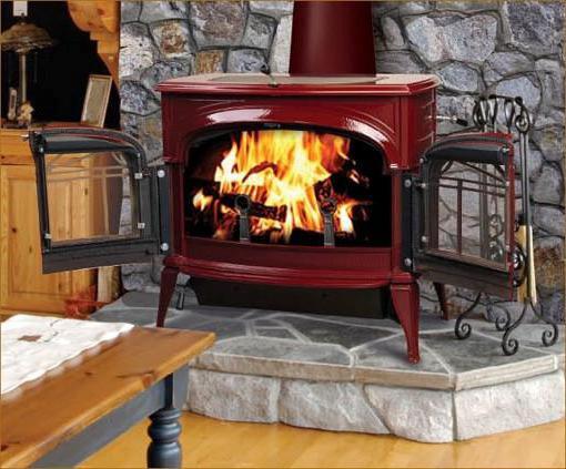 дровяная печь камин для дачи длительного горения