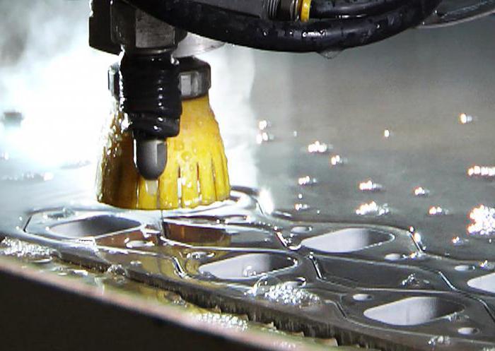 Гидроабразивная резка металла своими руками