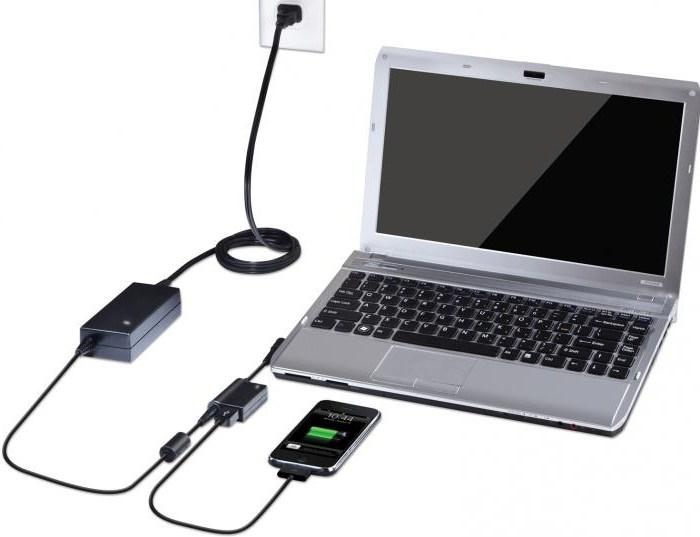 универсальное сетевое зарядное устройство