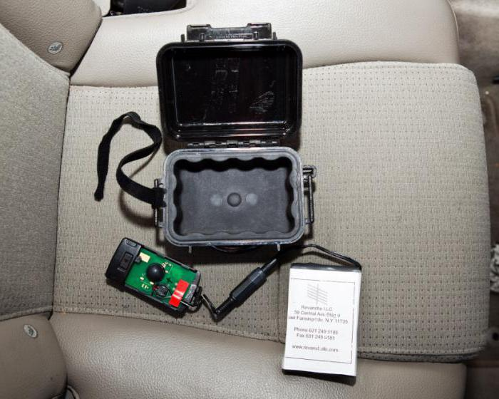 выбрать GPS-трекер для автомобиля