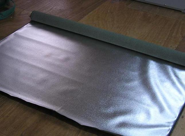 Огнеупорная защита тканей