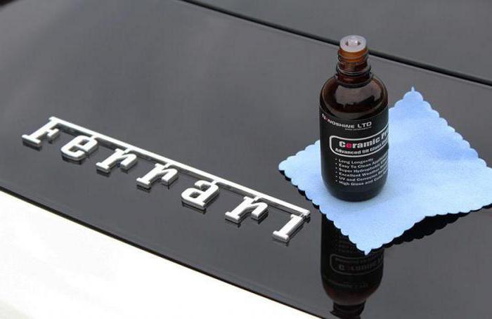 керамическое покрытие автомобиля отзывы
