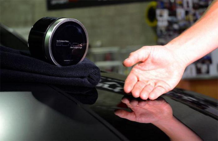 керамическое защитное покрытие автомобиля