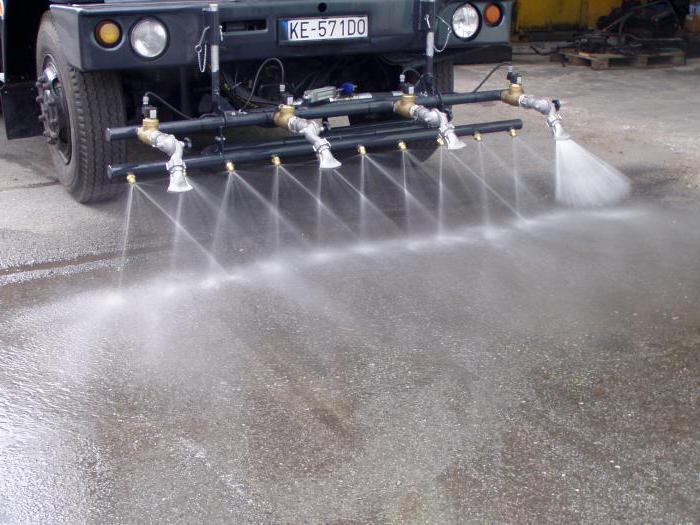 цистерна для воды