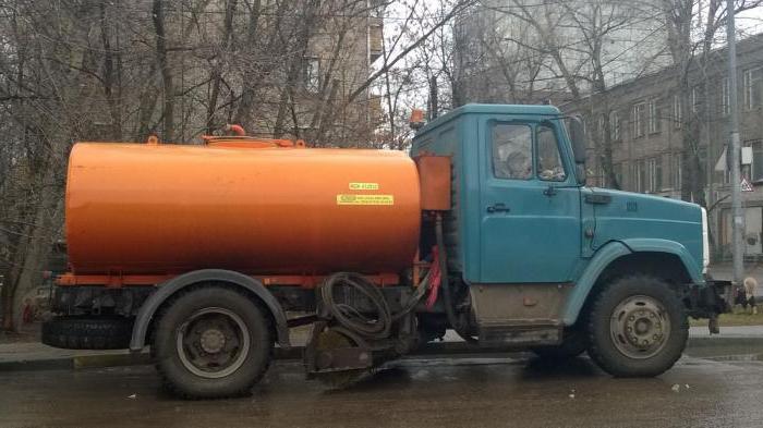 насос поливальной машины