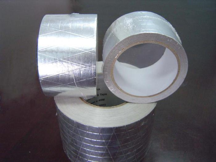 теплоизоляция вспененный полиэтилен фольгированный