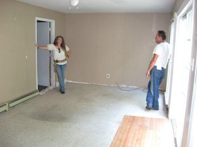завершение переустройства и перепланировки жилого помещения