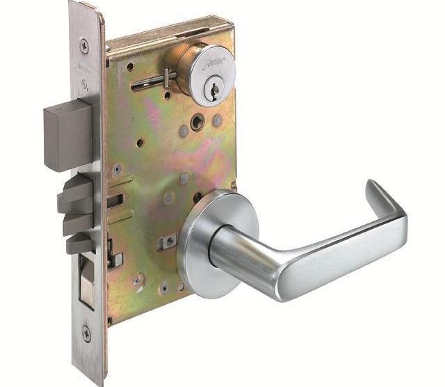 Дверной замок: установка, устройство, ремонт, замена