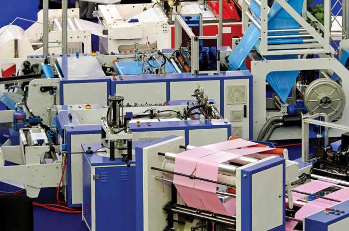 производство полипропиленовых мешков фото