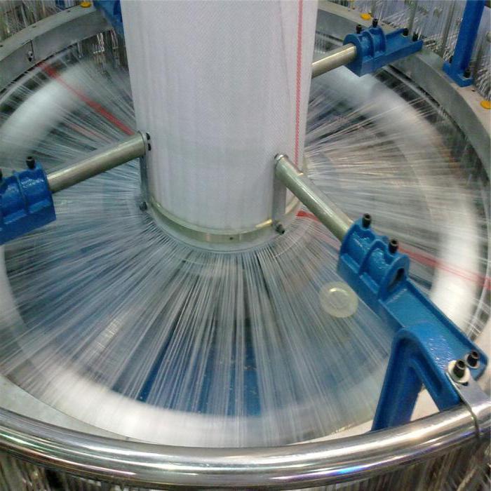 производство полипропиленовых мешков технология
