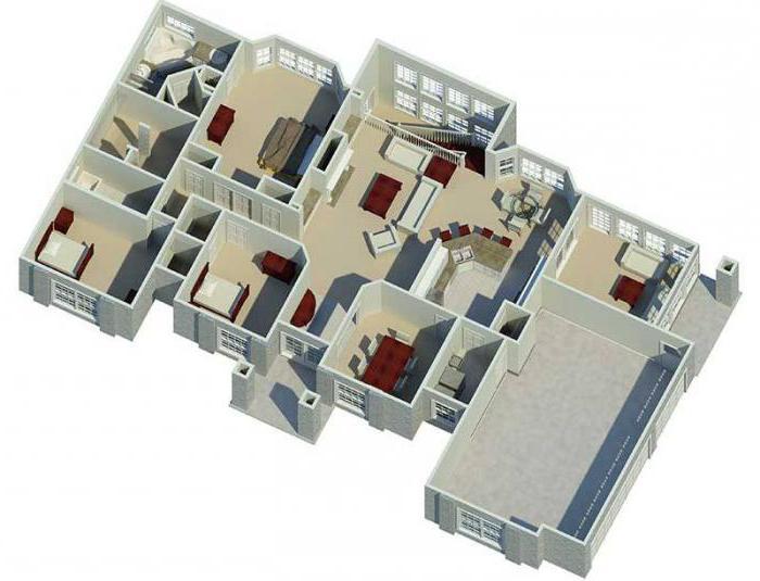 технический план на жилой дом