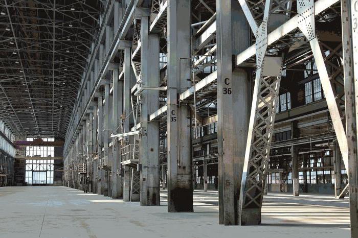 проектирование гражданских промышленных зданий