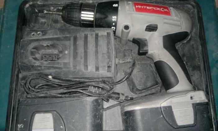 аккумулятор для шуруповерта интерскол да 18эр