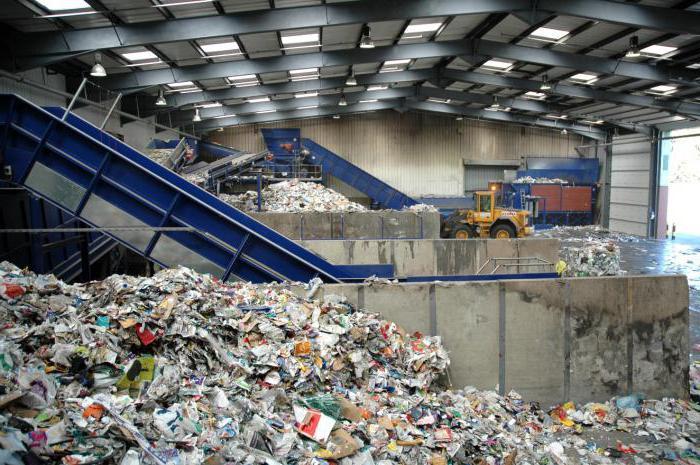 мусоросортировочный комплекс