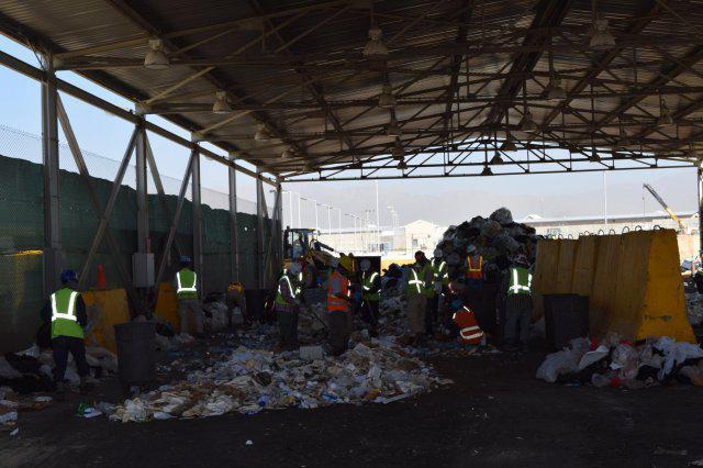 мусороперерабатывающие комплексы