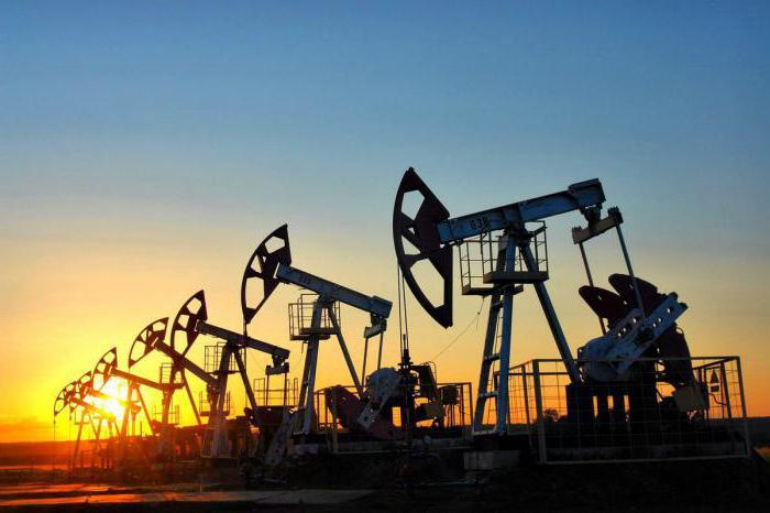 качалка нефтяная