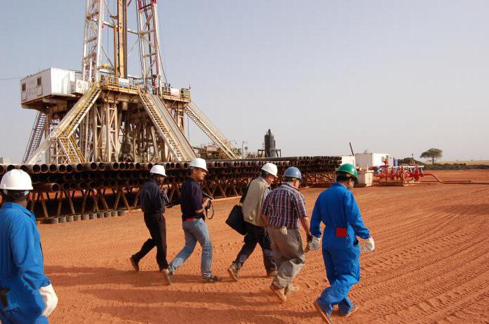 как работает нефтяная качалка