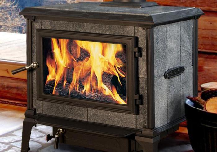 правильно топить металлическую печь