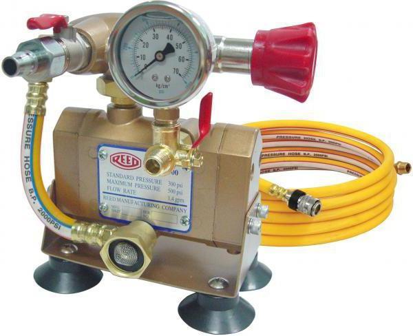 насос для опрессовки системы отопления цена