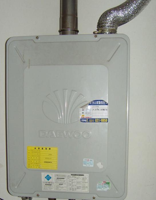 Газовые котлы Дэу (Daewoo): модели, характеристики, инструкции и отзывы