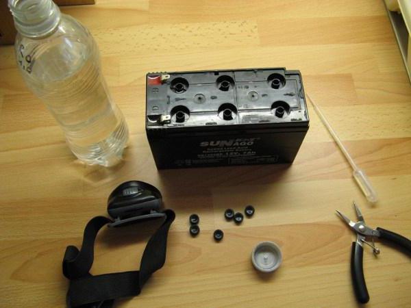 ремонт аккумуляторных батарей