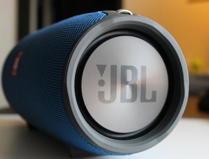 переносная колонка jbl