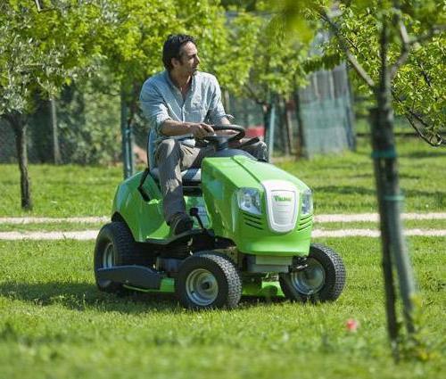 колеса для садовых райдеров итакторов