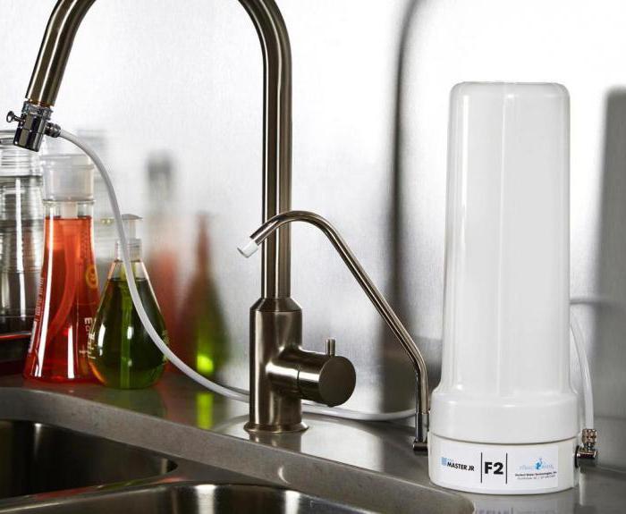 система фильтров для очистки воды в квартиру