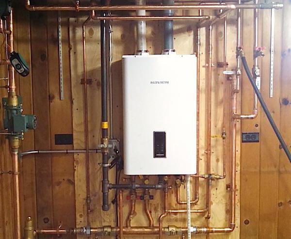 Энергоэффективное отопление частного дома