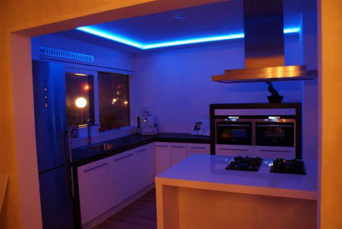 светодиодная многоцветная лента magic lights