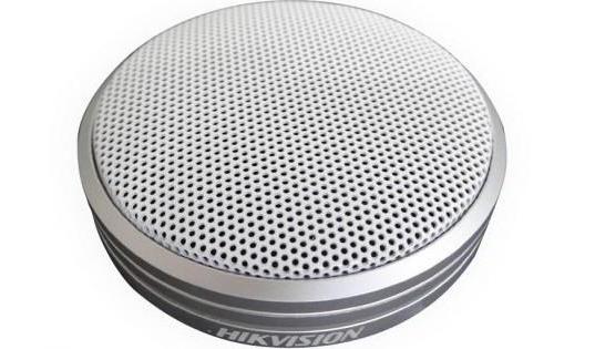 микрофон для камеры видеонаблюдения