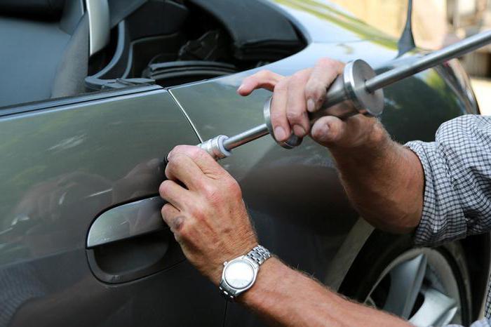 Вакуумная присоска для удаления вмятин на автомобиле: описание, виды и инструкция