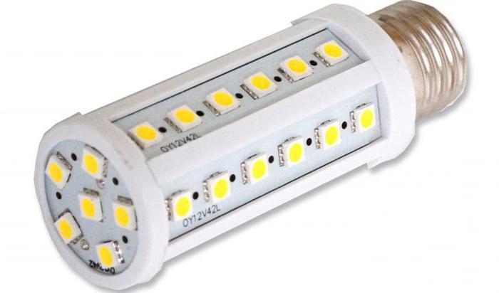 светодиодные лампы 12в для дома как выбрать