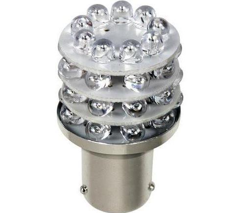 светодиодные лампы 12в