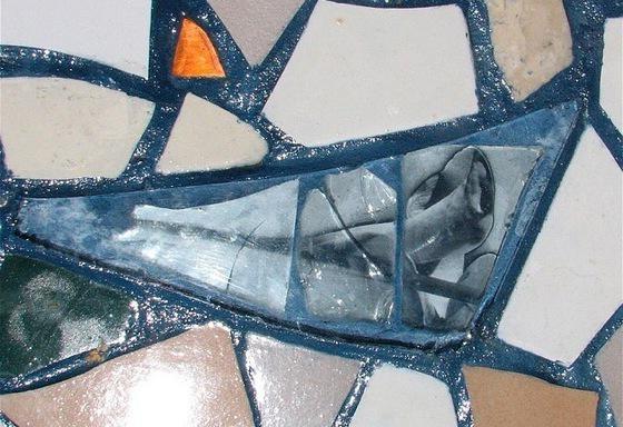 Как класть мозаику на пол