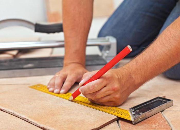 Как уложить мозаичную плитку