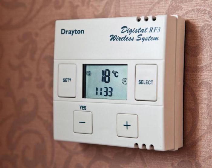 Программатор для газового котла инструкция