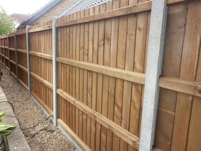 деревянный забор покраска надолго как и какой краской