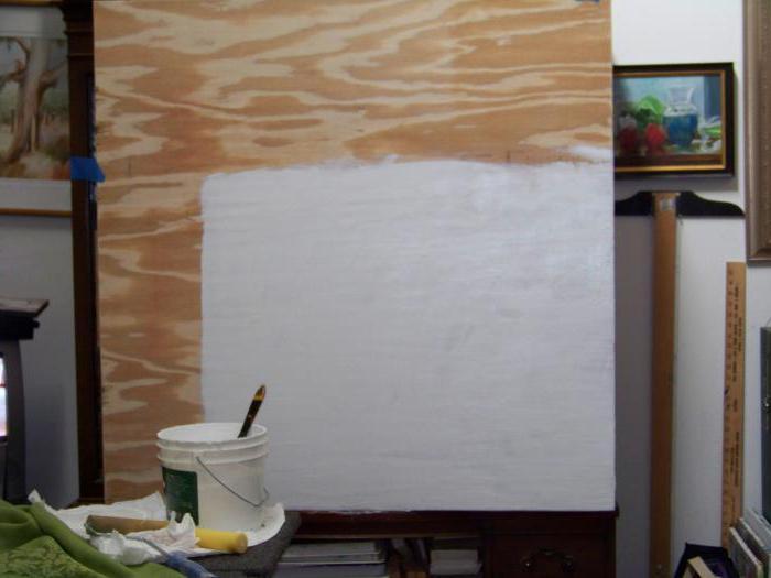 Покраска фанеры своими руками 53